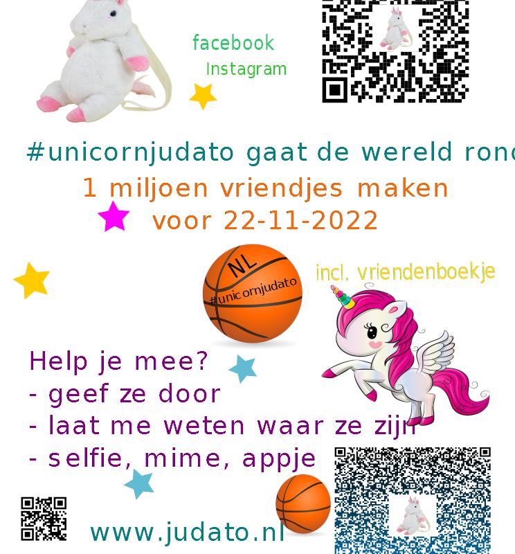 Dutch UnicornJudato Invitation